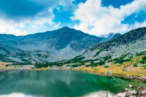 Едно от 7те езера на път към Мусала