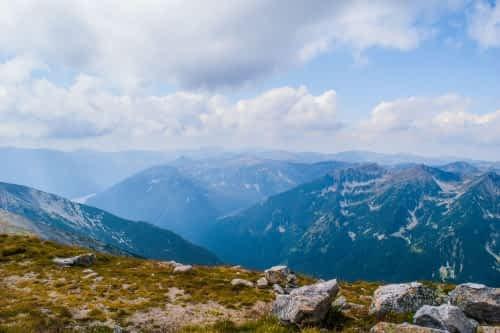 Гледка от върха